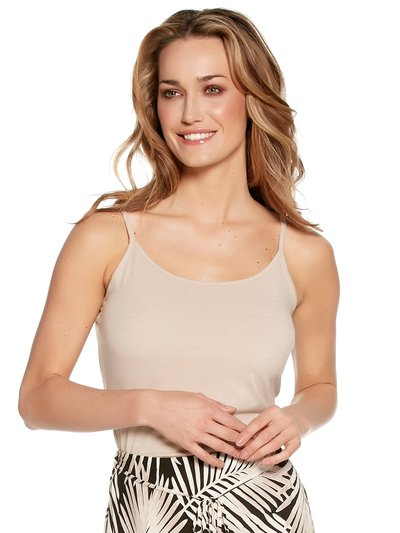 Essential  marl cami top