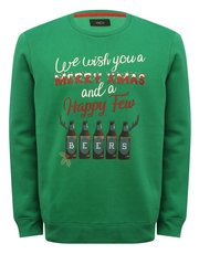 Happy Few Beers Christmas sweatshirt