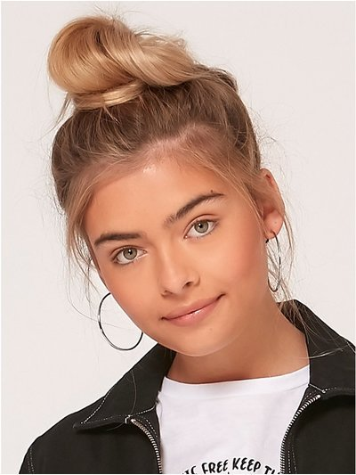 Teen hoop earrings three pack