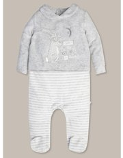 Guess How Much I Love You sleepsuit (Newborn-9mths)