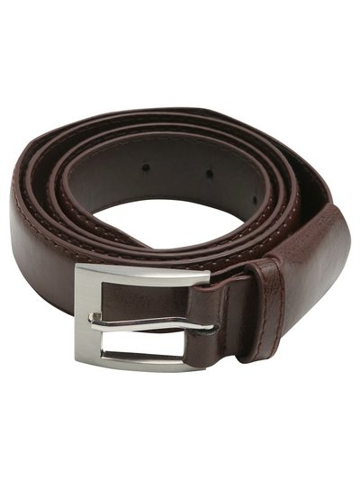Hidden stretch belt