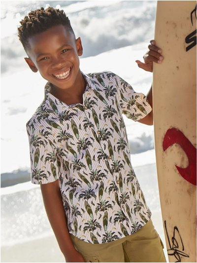 Surfboard shirt (3-13yrs)