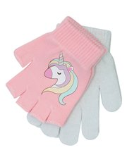 Unicorn two in one gloves