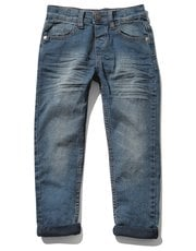 Slim fit stretch denim jean