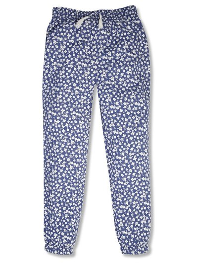 Ditsy floral print joggers (3-12yrs)