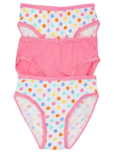 Spot briefs three pack (2-10yrs)