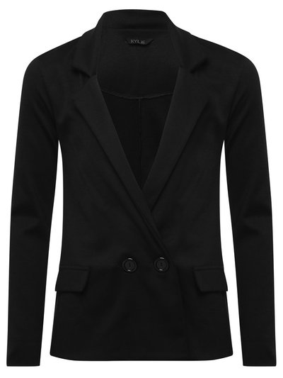 Teen black blazer