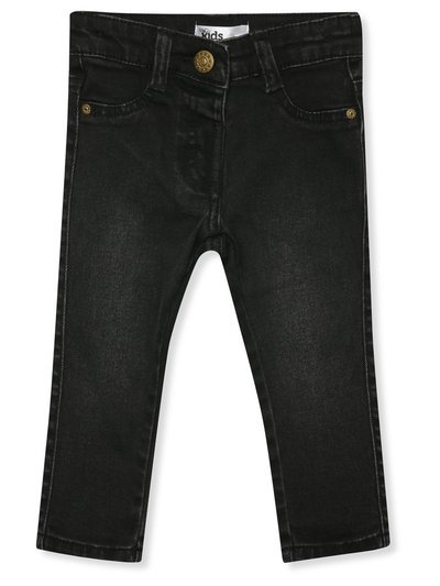 Black skinny jeans (9mths-5yrs)