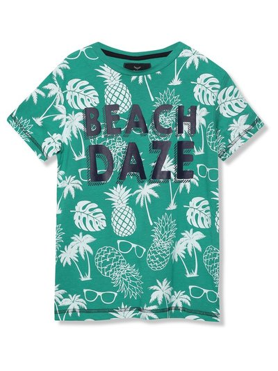 Threadboys beach daze t-shirt