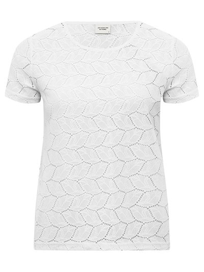 JDY crochet lace t-shirt