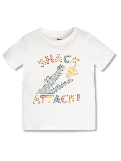 Snack attack t-shirt (9mths-5yrs)