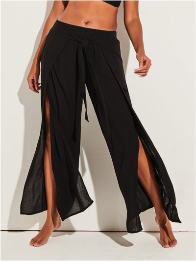 Wrap beach trousers