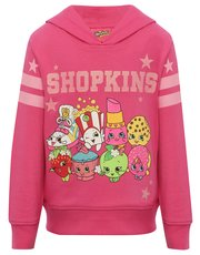 Shopkins hooded sweater