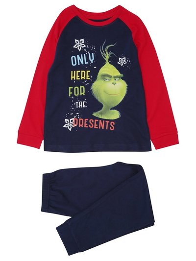 The Grinch pyjamas (5 - 12 yrs)