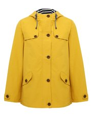Short mac coat