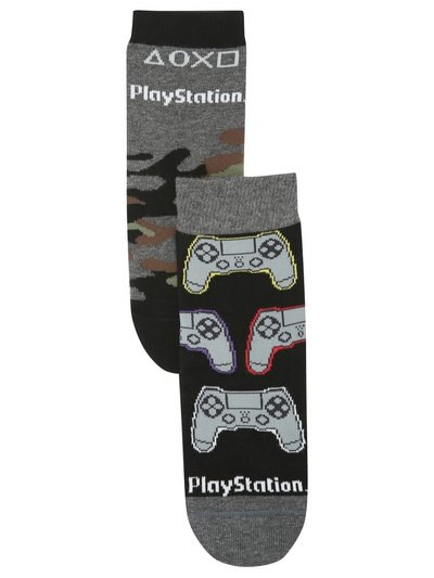 PlayStation socks two pack