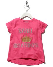 Princess slogan t-shirt