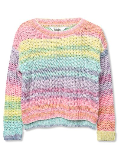 Rainbow jumper (3-12yrs)
