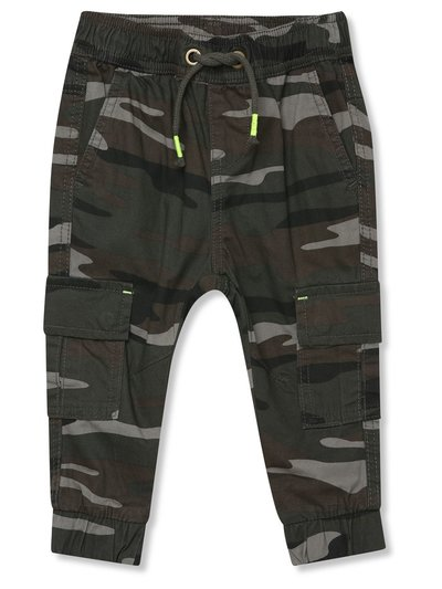 Camo print trousers (9mnth-5yrs)