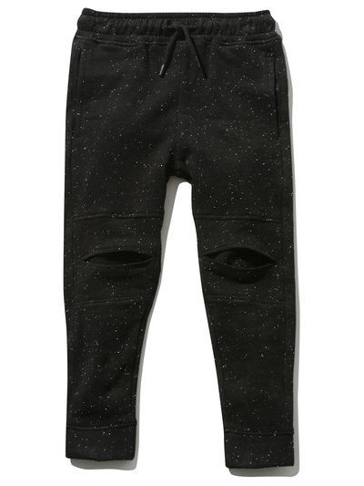 Biker knee patch joggers (3 - 13 yrs)