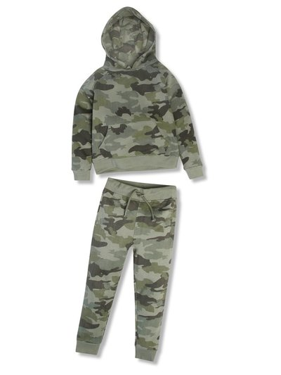 Camo sweat and jogger set (3-12yrs)