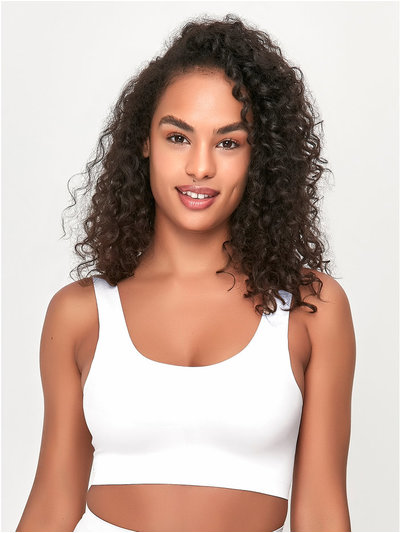 Seamfree bra top