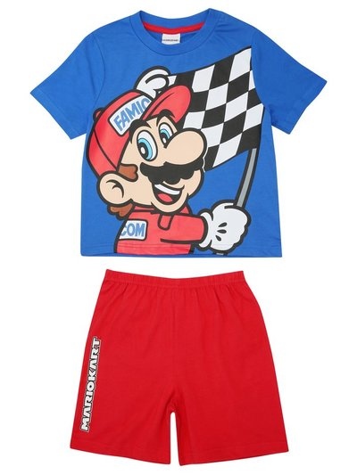 Super Mario pyjamas (6 - 12 yrs)