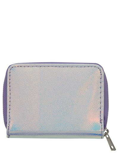 Teen metallic purse