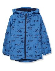 Car print lightweight jacket (9mths-5yrs)