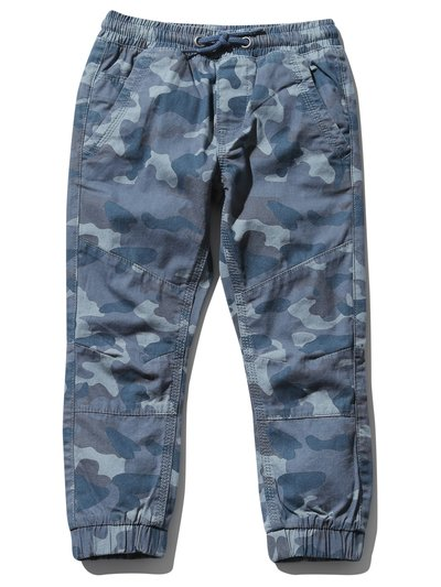 Camo trousers (3 - 13 yrs)