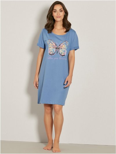 Butterfly nightdress