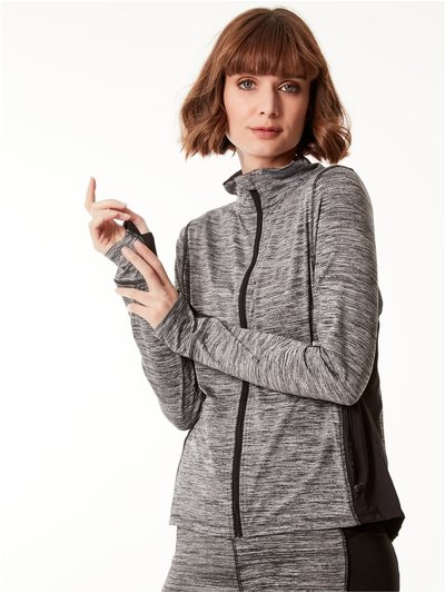 Athleisure active top