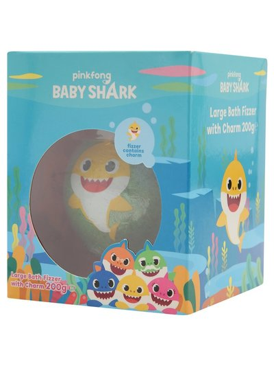 Baby Shark bath fizzer