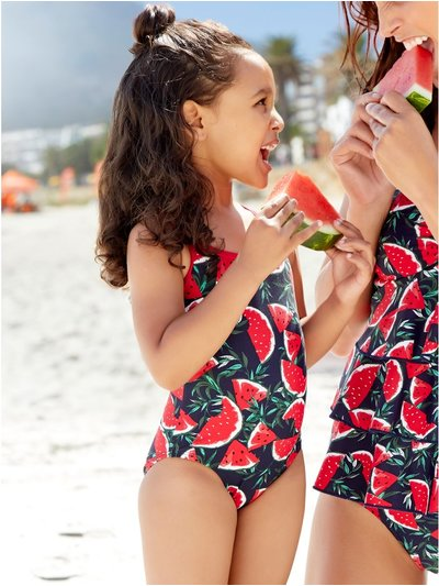 Watermelon swimsuit (3-10yrs)