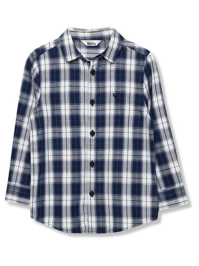 Check shirt (3-12yrs)