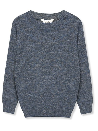 Fine knit jumper (3-12yrs)