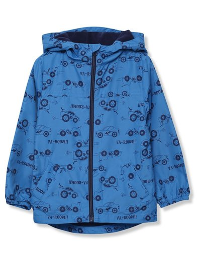 Car print lightweight jacket (9 mths - 5 yrs)