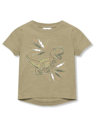Dinosaur graphic t-shirt (9mths-5yrs)