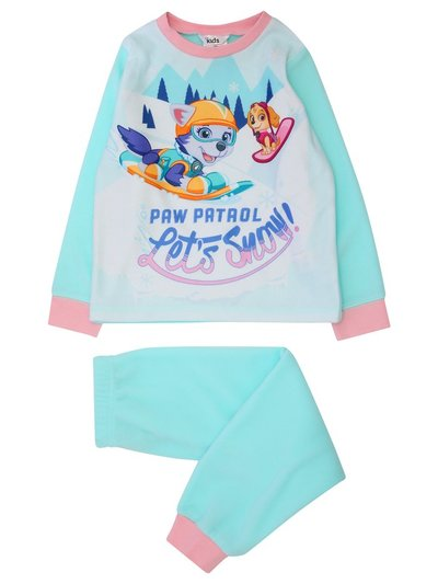 Fleece Paw Patrol pyjamas (18 mths - 6 yrs)