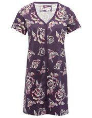 Floral rose print nightdress