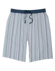 Stripe loungewear shorts