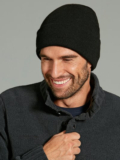 Beanie hat with Thinsulate lining