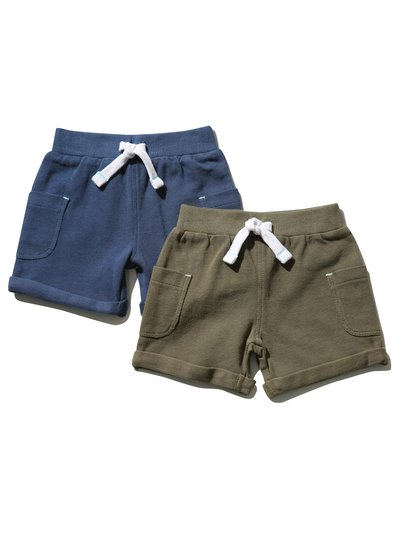 Shorts two pack (0mths-4yrs)