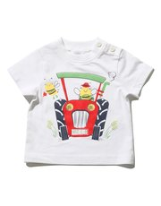 Tractor t-shirt (0 mths - 4 yrs)