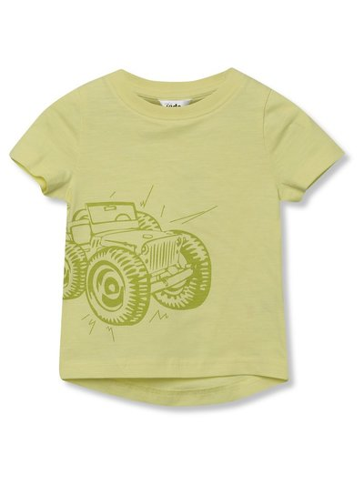 Monster truck graphic tee (9mths-5yrs)