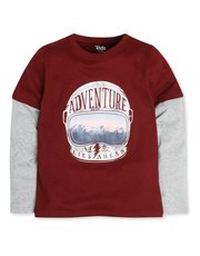 Adventure top (3-12yrs)