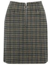 Vero Moda check skirt