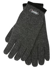 Thinsulate knit gloves