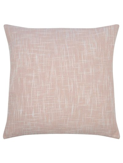 Textured weave cushion
