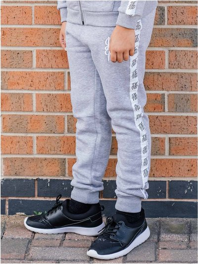 DFND side stripe joggers (5 - 13 yrs)